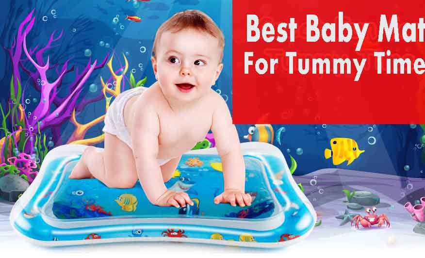Best Baby Mat For Tummy Time
