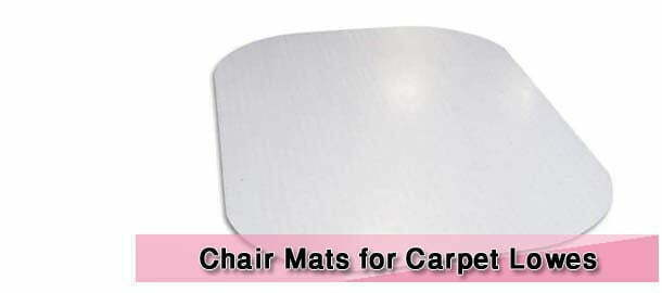 Chair Mats for Carpet Lowes