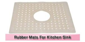 Rubber Mats For Kitchen Sink