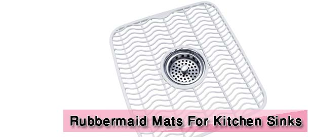 Rubbermaid Mats For Kitchen Sinks