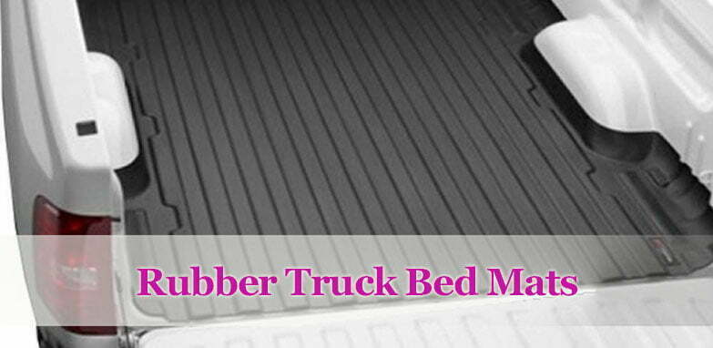FloorBoard Protection Products: Rubber Truck Bed Mats